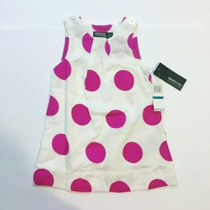 KENNETH COLE REACTION *NWT* Polka Dot Dress